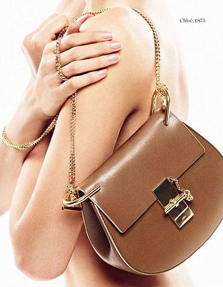 afac8621455c Далеко не каждая девушка может позволить себе сумочку от Chloe, но  абсолютно каждая мечтает ею обладать. Именно в связи с этим появляется  огромное ...