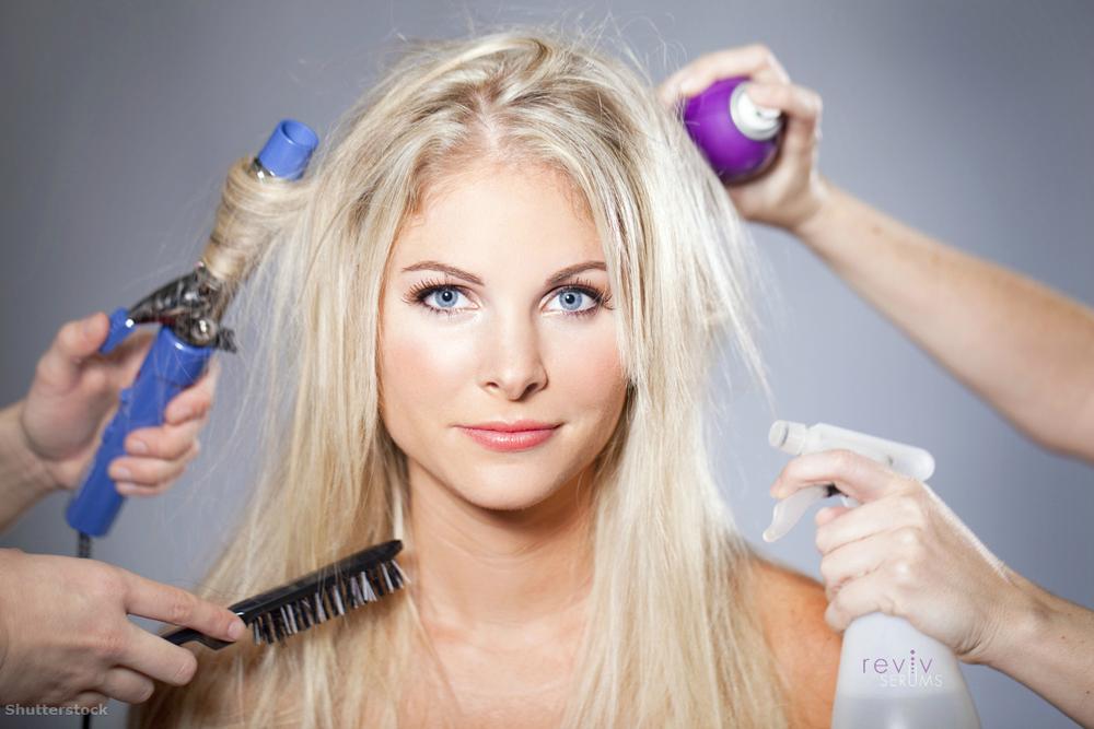 Как восстановить повреждённые волосы в домашних условиях 806