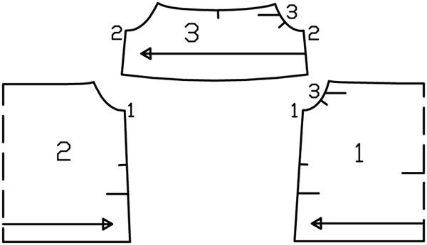 Как сшить блузку кармен своими руками быстро и без выкройки