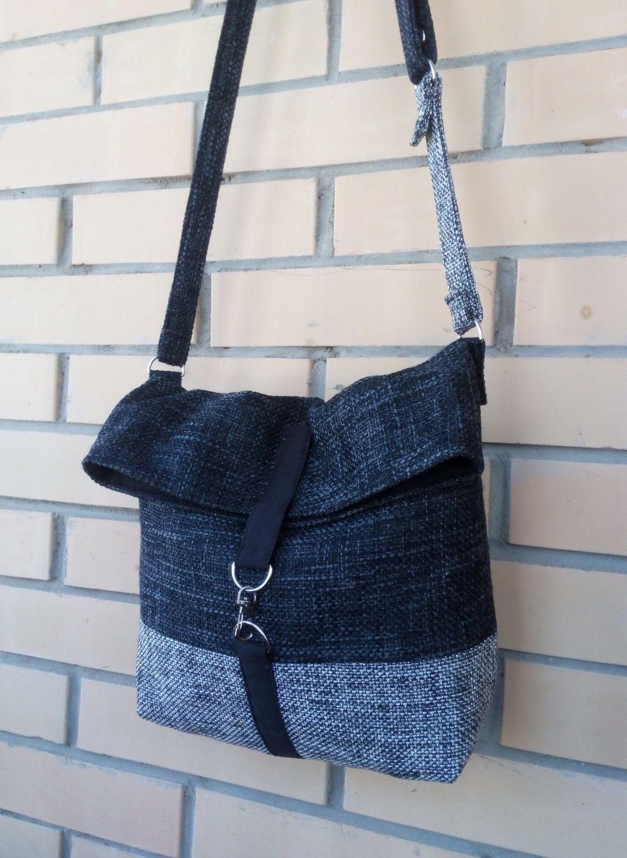 2ecbe9a24d9f Как сшить сумку через плечо и по какой выкройке? Об этом и будет наша  статья.