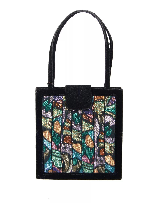Женская сумка из кож-заменителя: выкройка и мастер 65