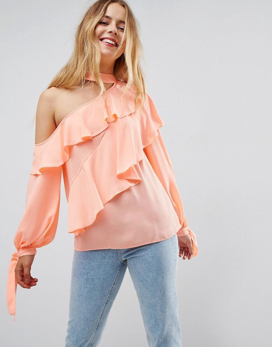 Блузка с одним рукавом сшить 201