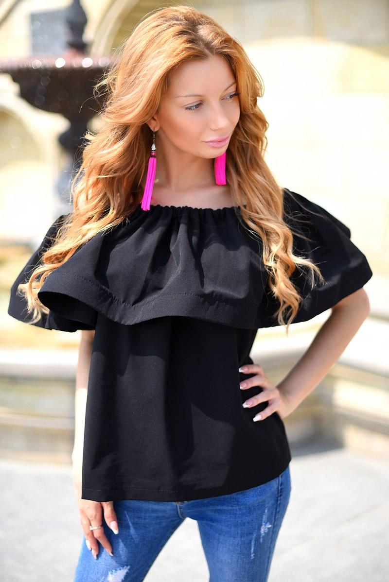 Блузка с одним рукавом сшить 364