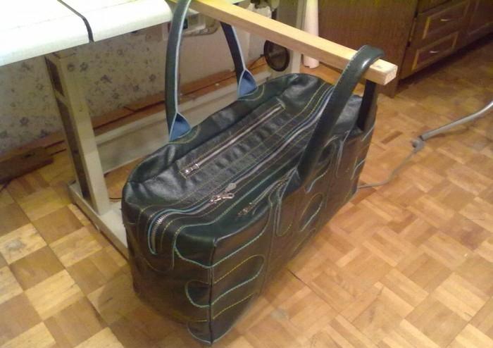 Дорожные сумки своими руками мастер класс 273