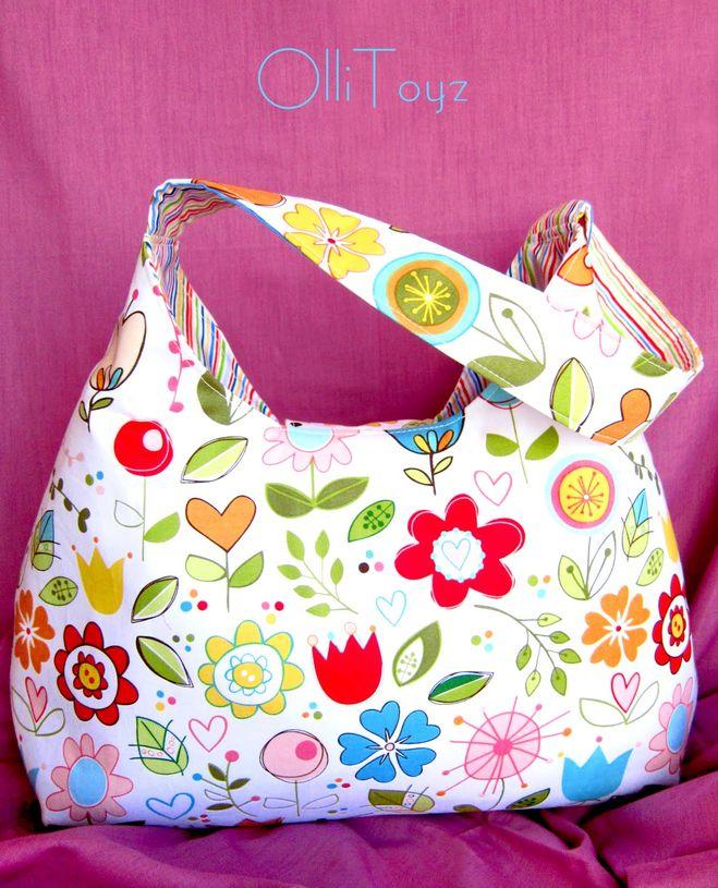 448ce871177f Пошив летней сумки понравится каждой творческой девушке. Сделав одно  изделие, захочется постоянно обновлять свой гардероб.