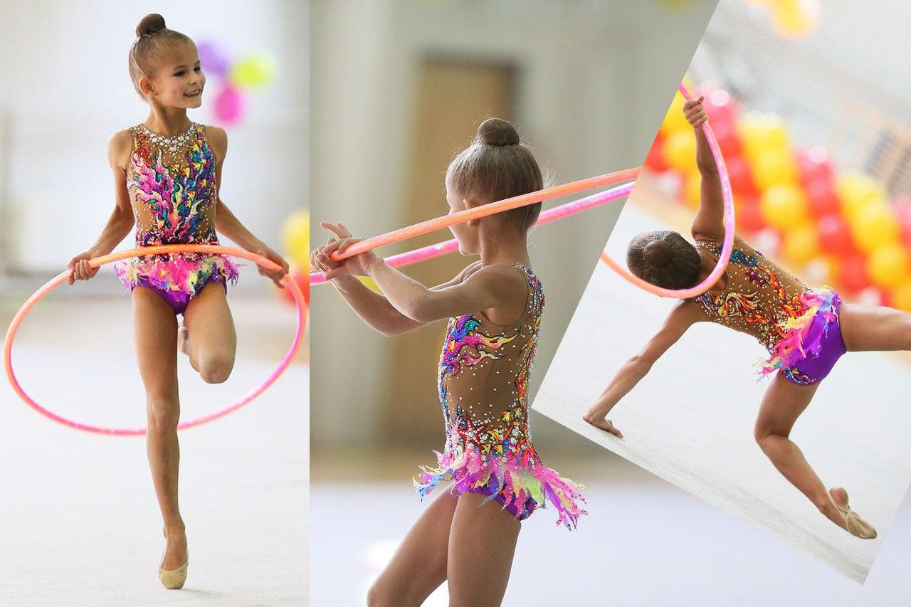 Купальники в художественной гимнастике своими руками 299