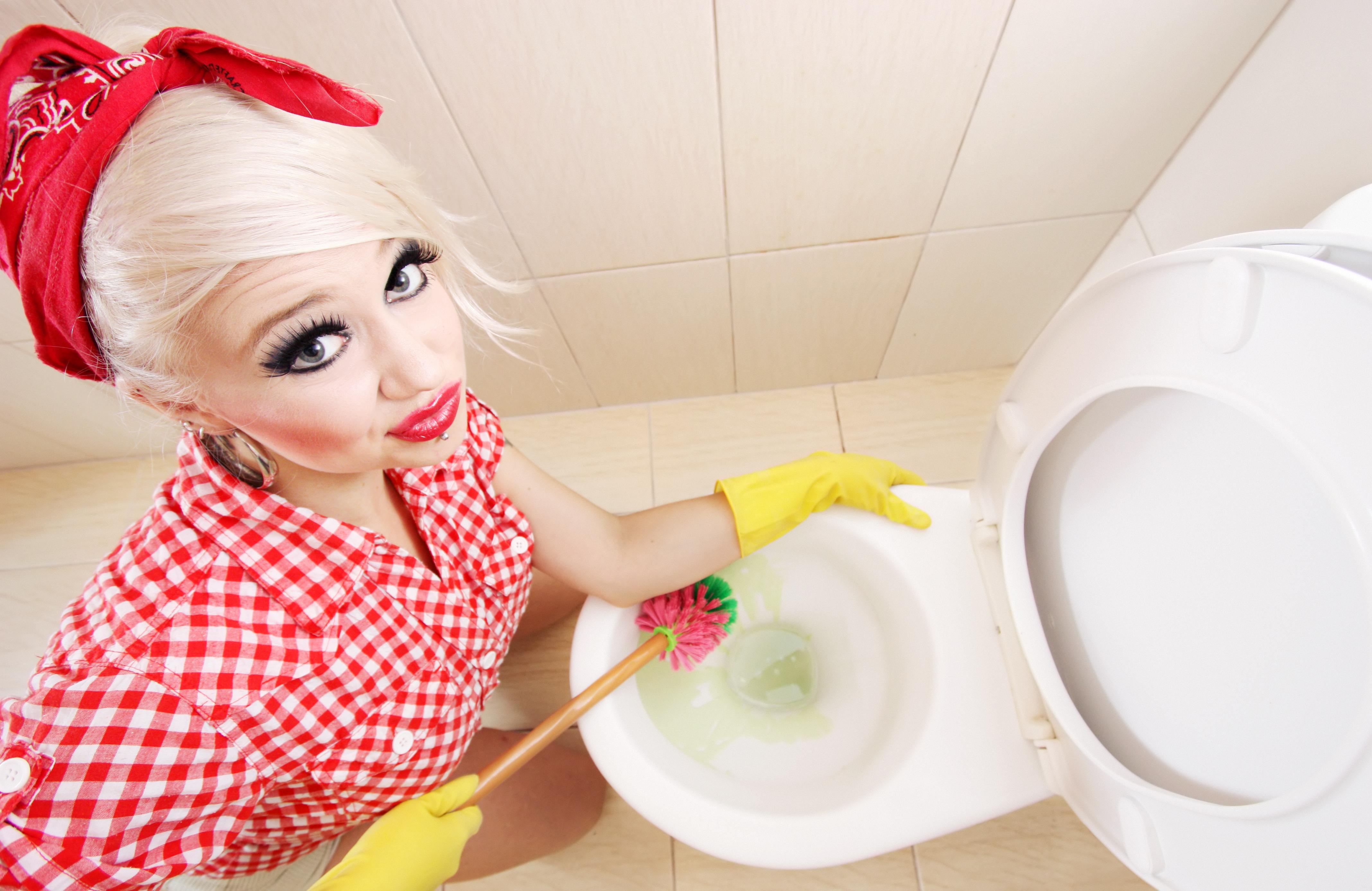 Картинки уборка в туалете