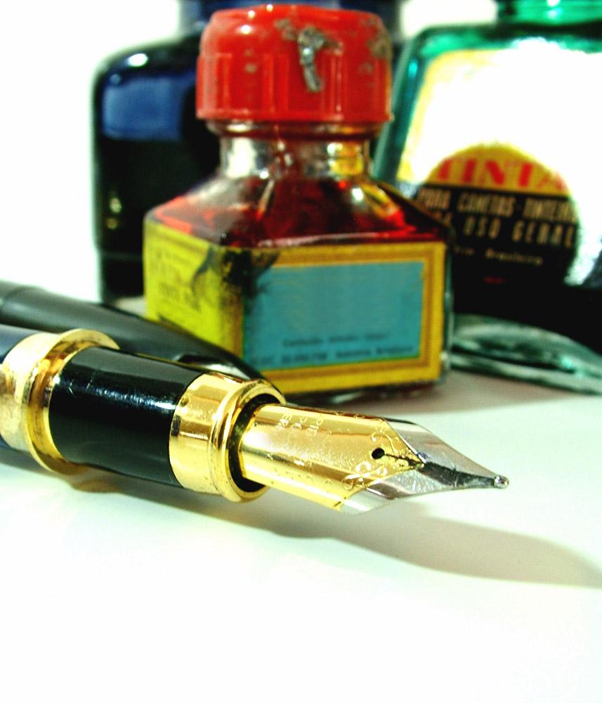 Чернила шариковой ручки