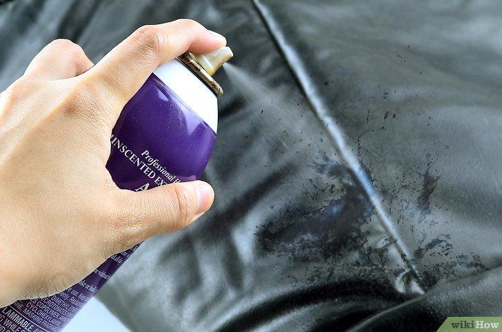 Как оттереть гелевую ручку от кожи