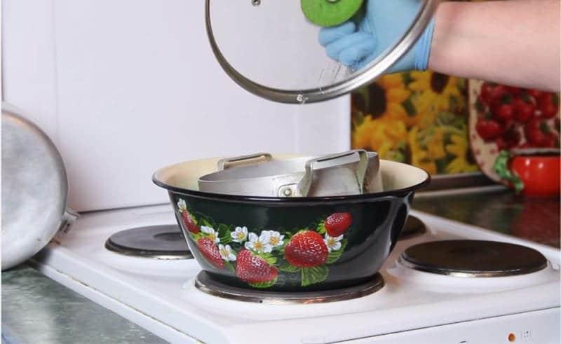 Посуда в домашних условиях 73
