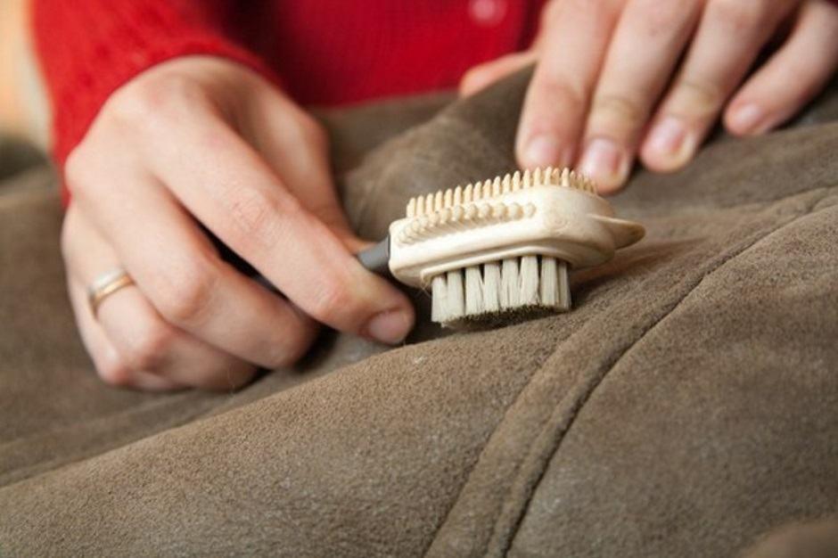 Как по стирать дубленку в домашних условиях 732