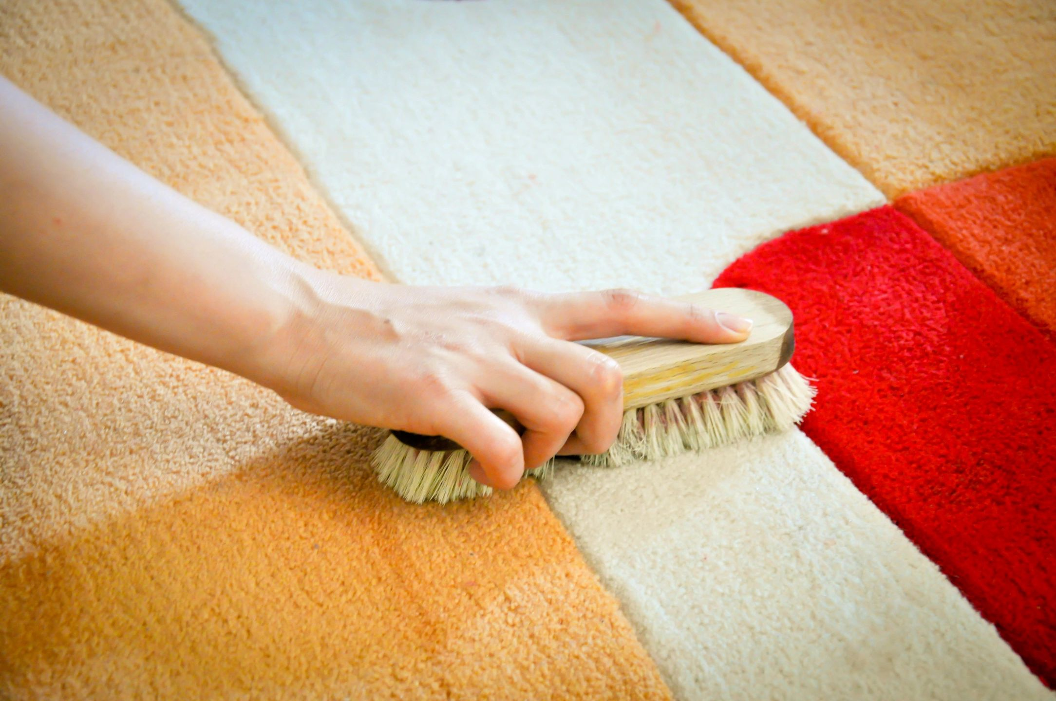 Чем почистить ковер в домашних условиях отзывы