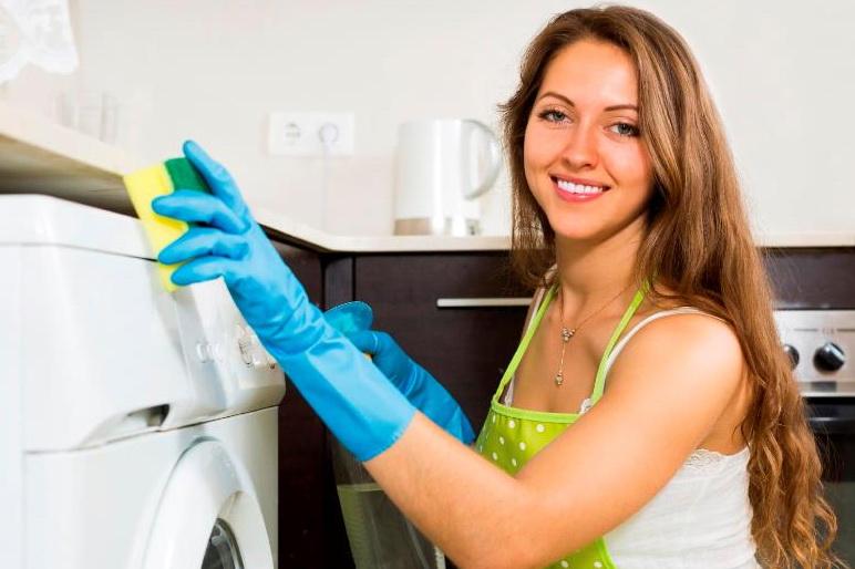 Как почистить стиральную машину? 39 фото Чистим машинку-автомат от грязи внутри в домашних условиях, чем помыть резинку и лоток для порошка