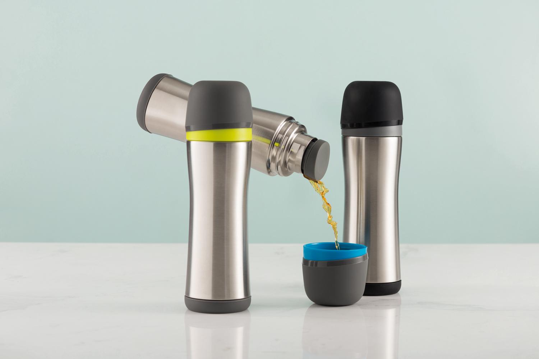 Смотреть Как очистить термос из нержавеики от чайного налета и запаха видео