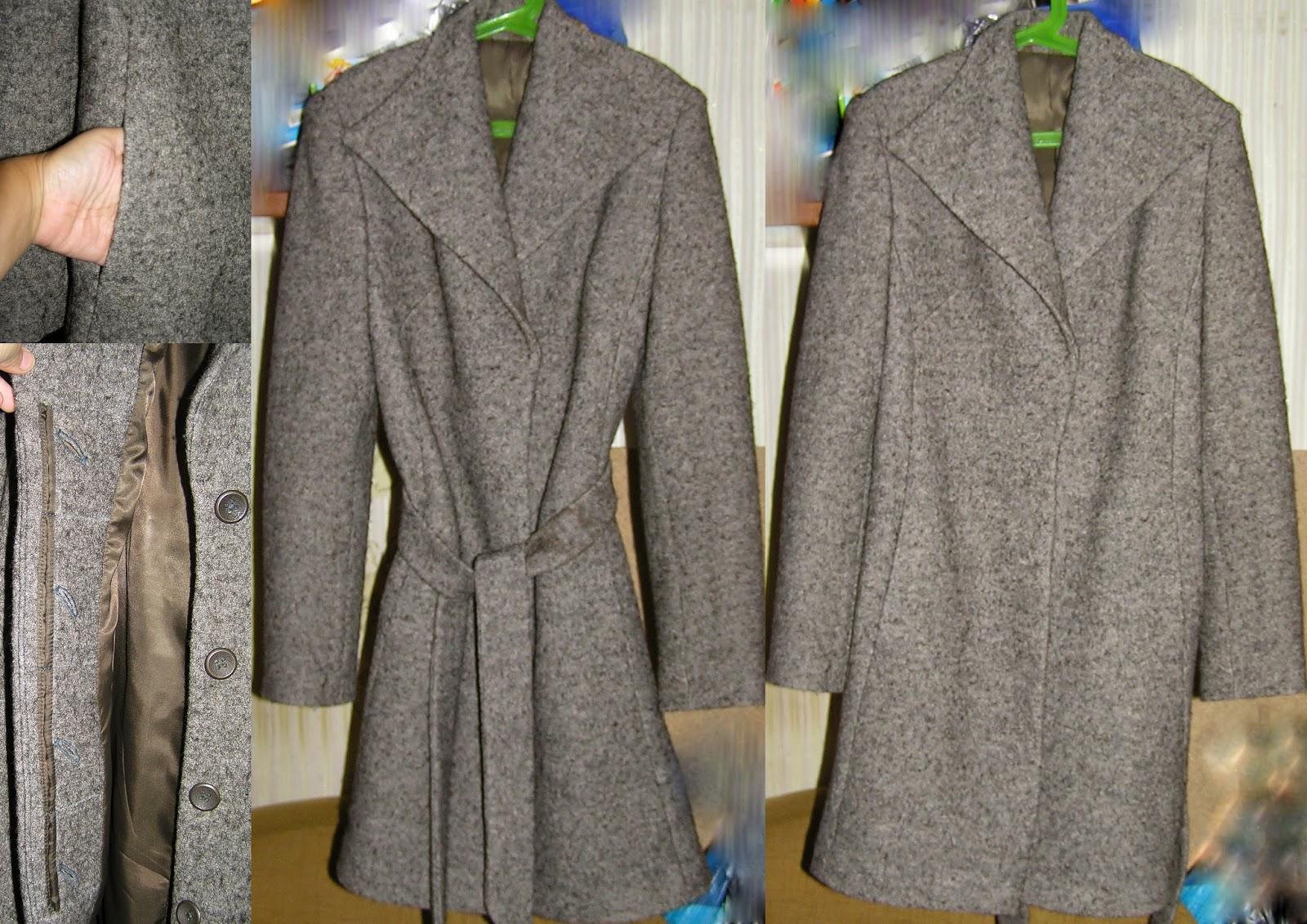 Как правильно стирать пальто в стиральной машине - Домашний 7