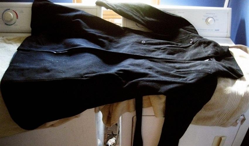 Как чистит пальто в домашних условиях 379