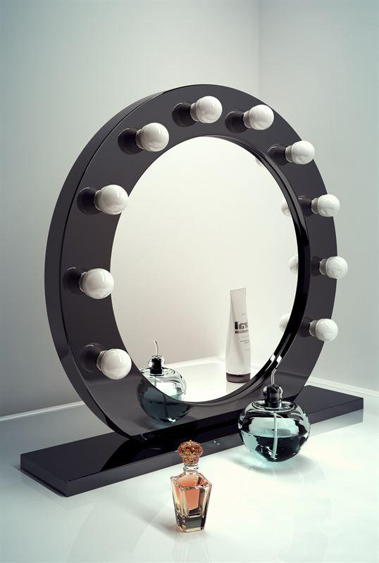 Как сделать зеркало для макияжа