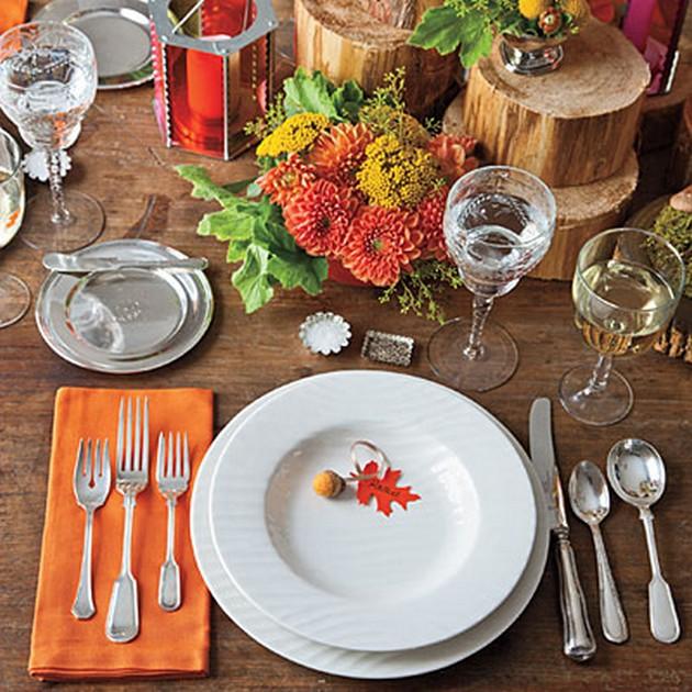 Красиво сервировать стол в домашних условиях 821