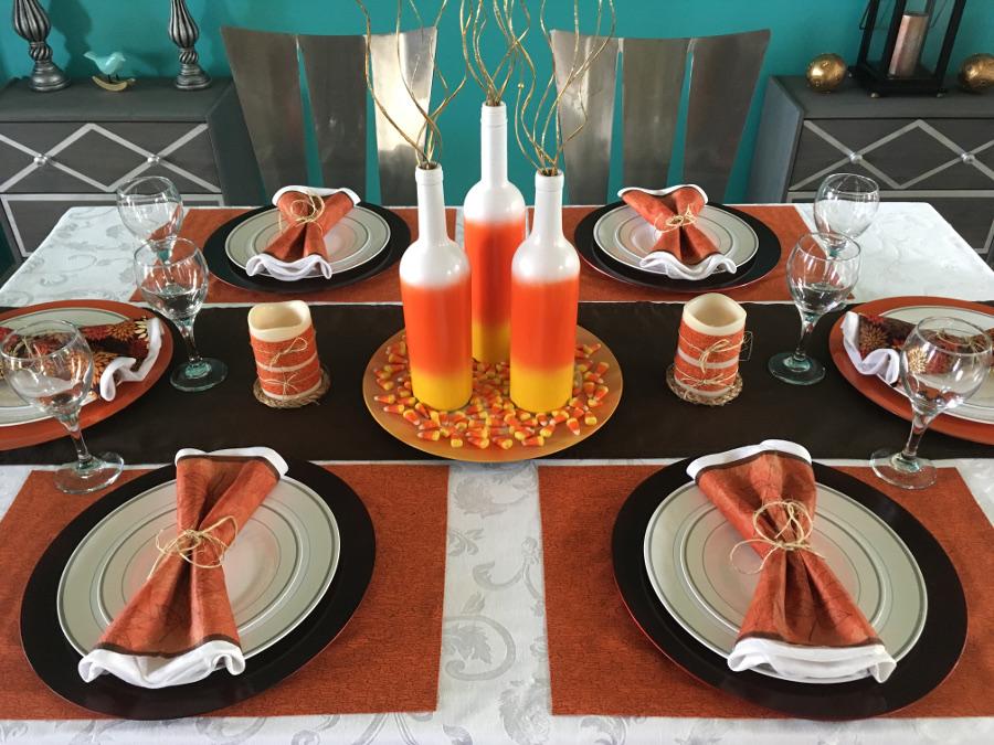 Красиво сервировать стол в домашних условиях 394