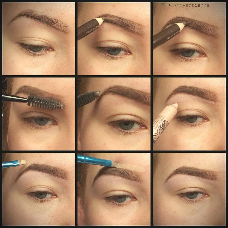 Не бойтесь экспериментов: многие техники макияжа приходят исключительно с опытом.