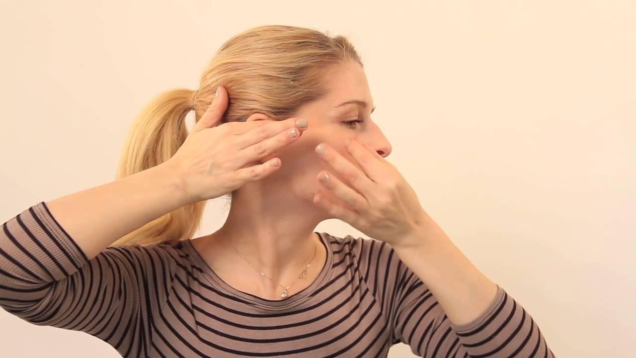 Пластический массаж лица — техника и результаты