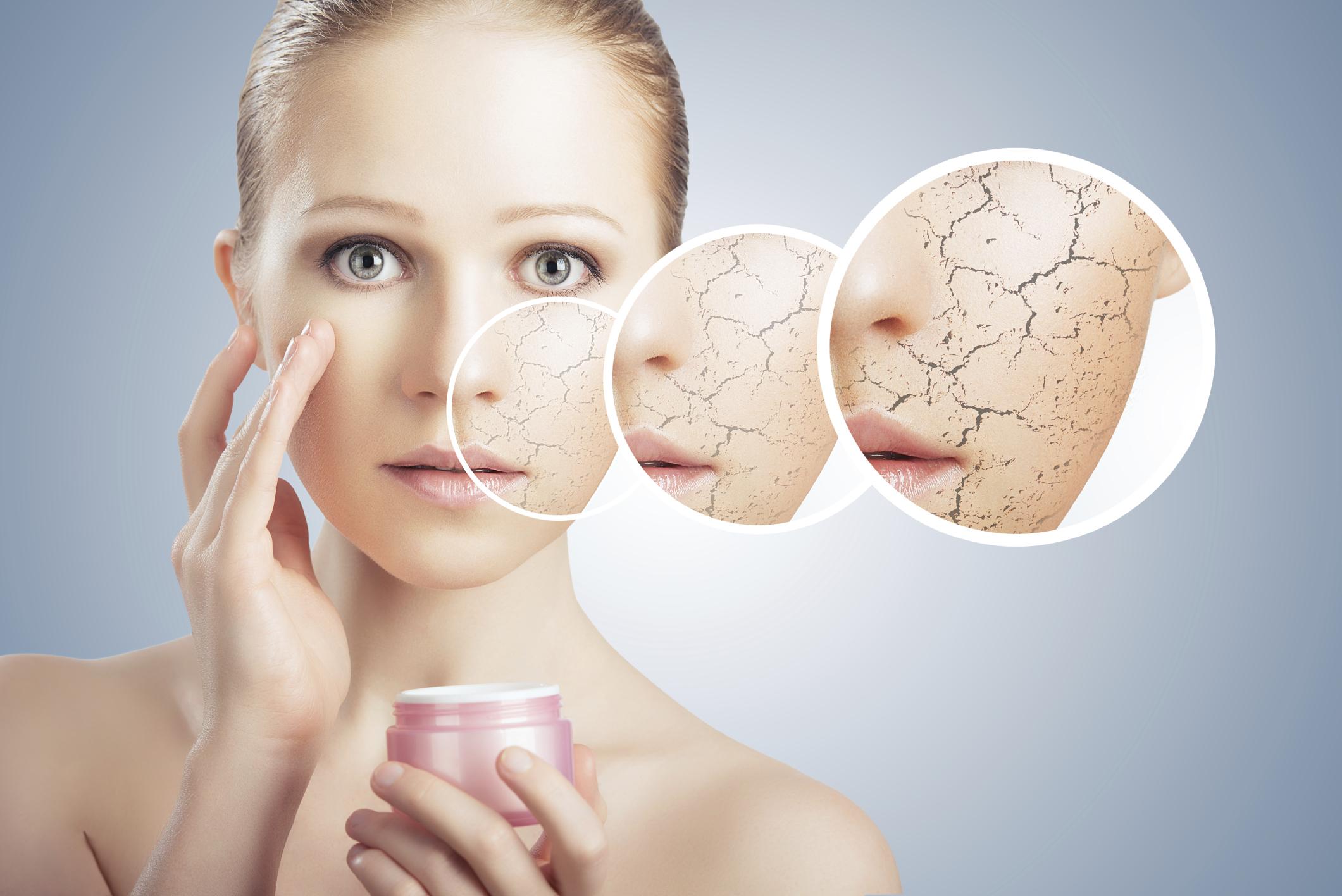 Как правильно ухаживать за сухой кожей лица — Уход за лицом