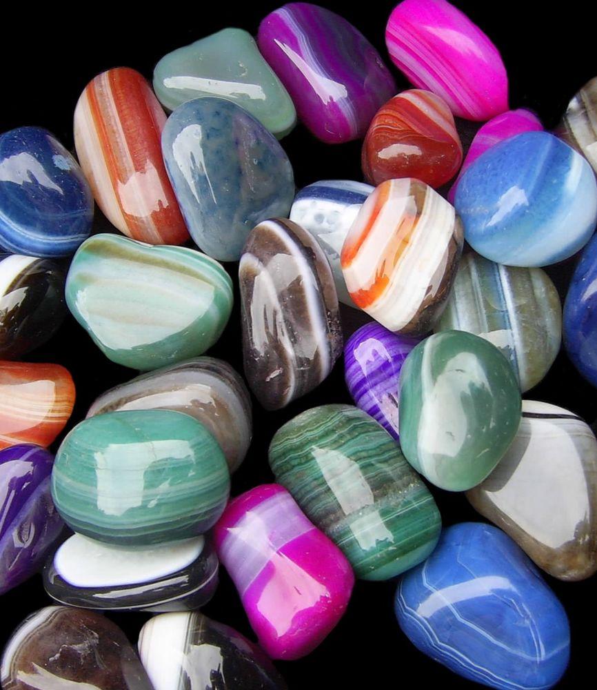 Какие цвета камней у стрельцов