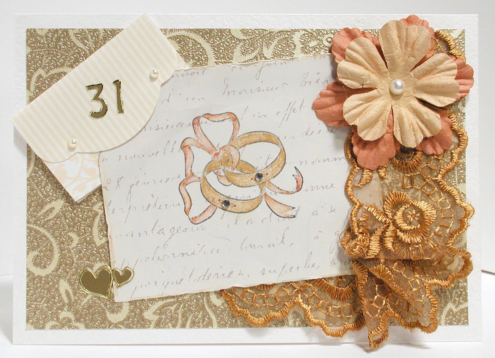 Коронами надписями, годовщина свадьбы 31 год поздравления открытки