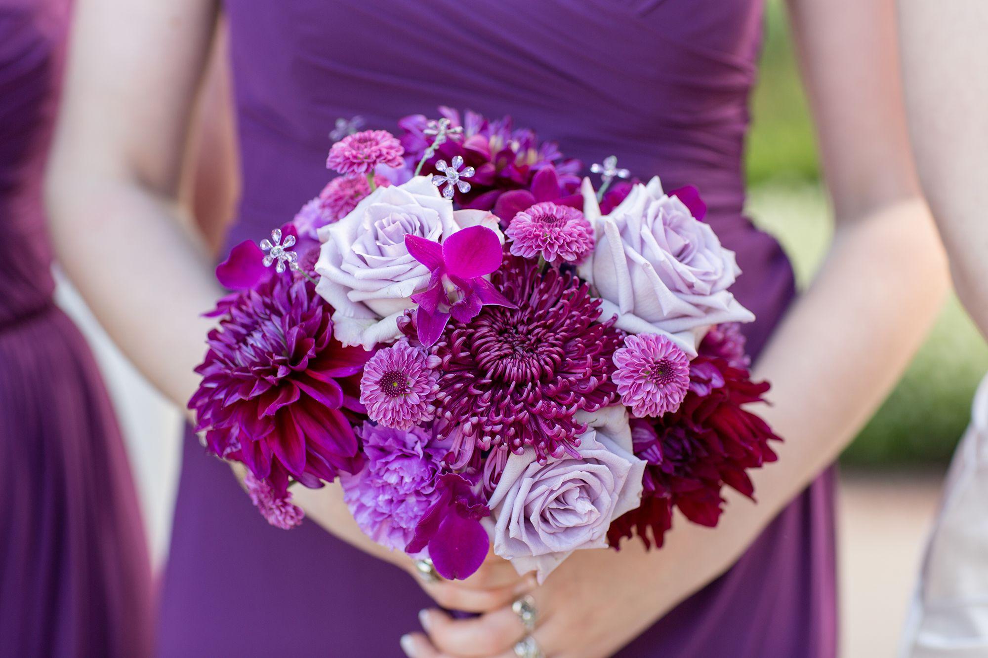 Значение цвета цветов  во флористике, смыслы цветов.