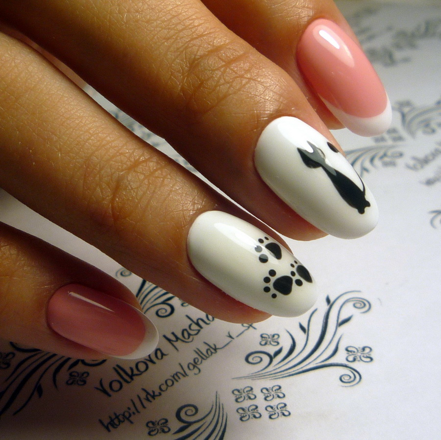 Ногти Без Рисунка Со Стразами