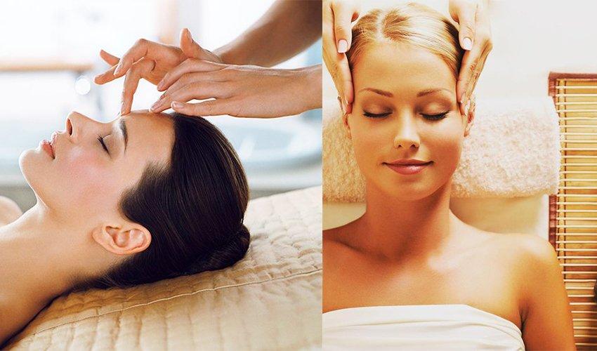 Восточная методика точечного массажа Шиацу для омоложения лица