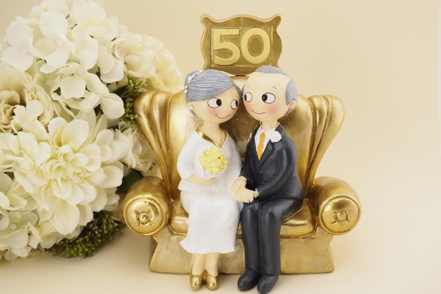 Фото поздравление с золотой свадьбой