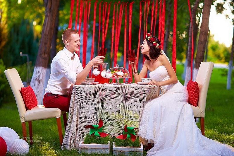 Как организовать свадьбу недорого, на природе и за месяц?