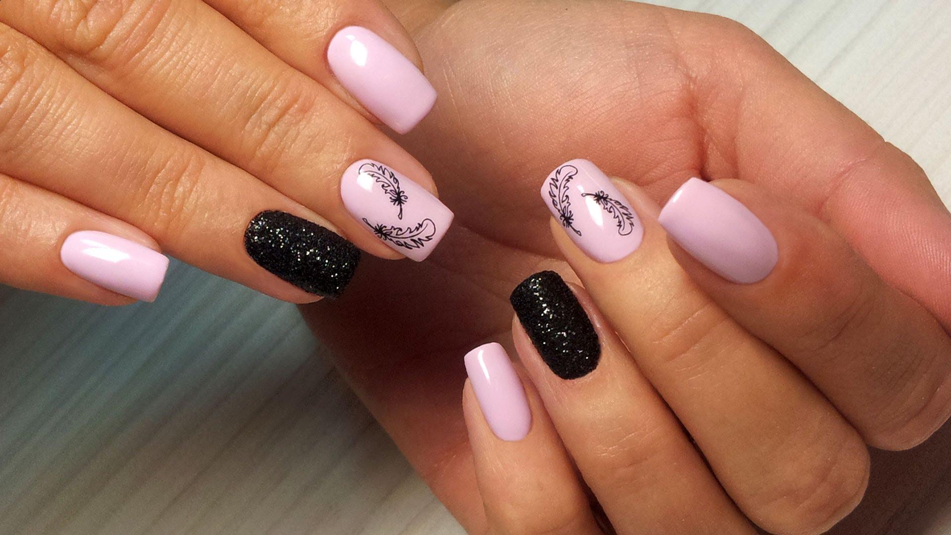 Картинки ногтей с гель лаком дизайн