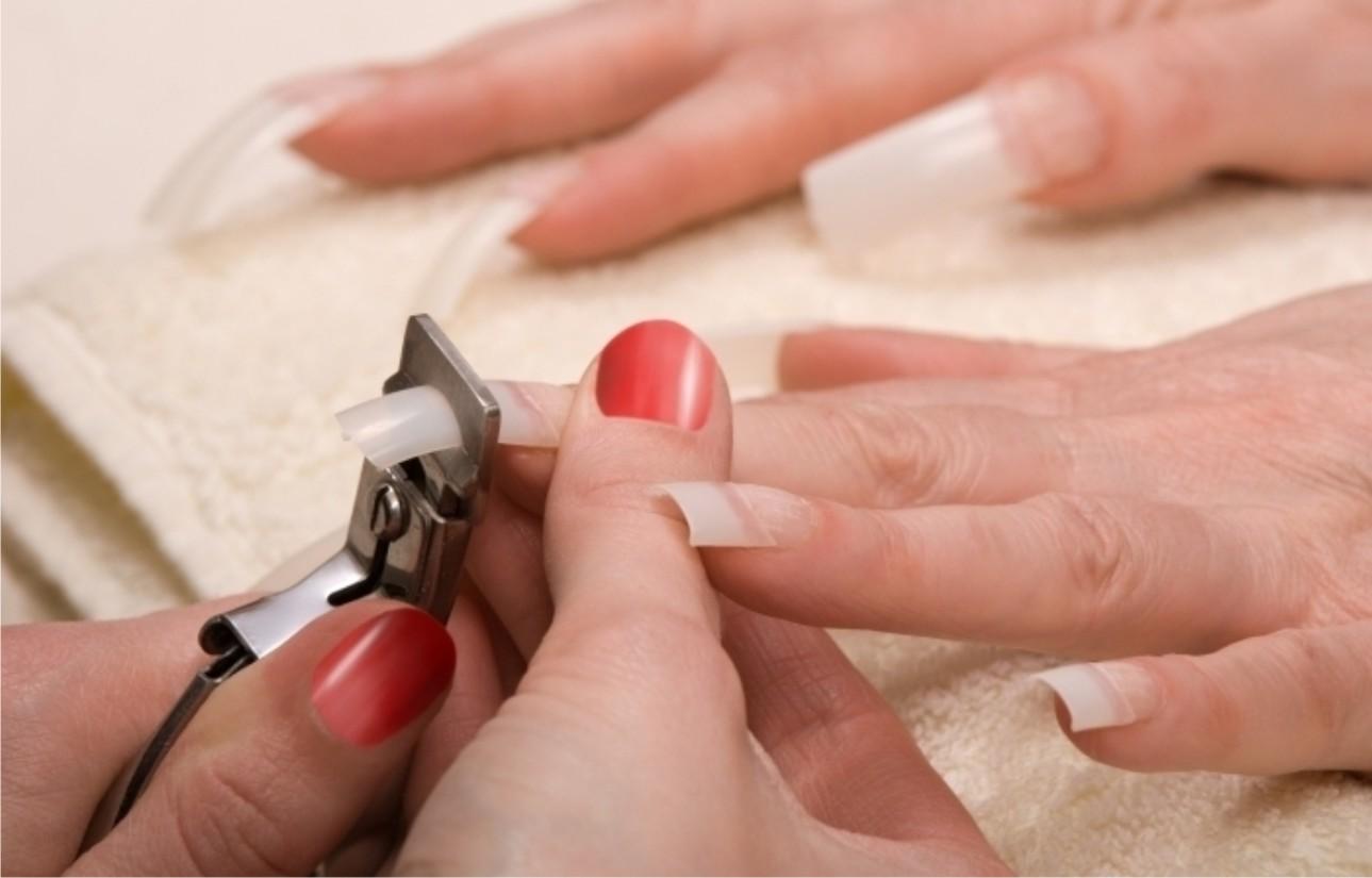 Искусственные ногти своими руками