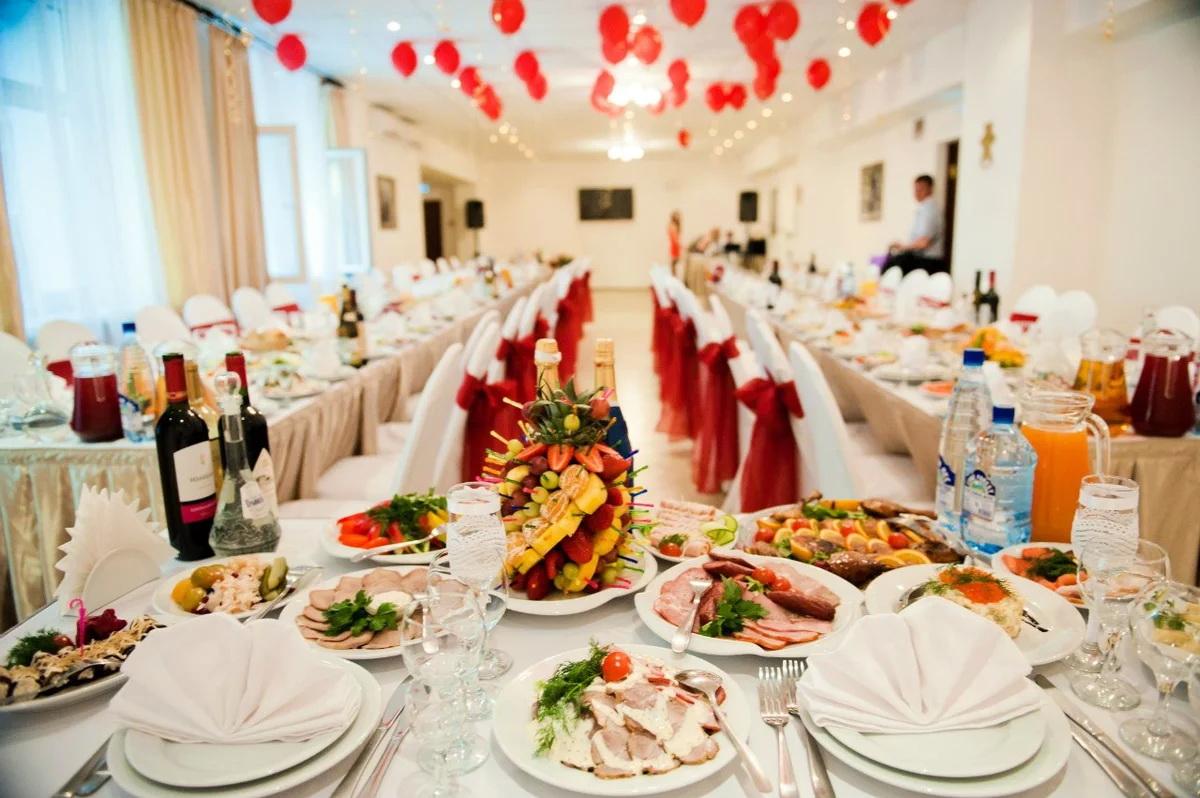Закуски на праздничный стол свадьба