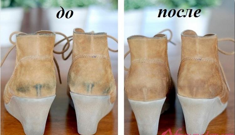 6f6fd3815 О том, как восстановить замшевую обувь самому, смотрите в следующем видео.