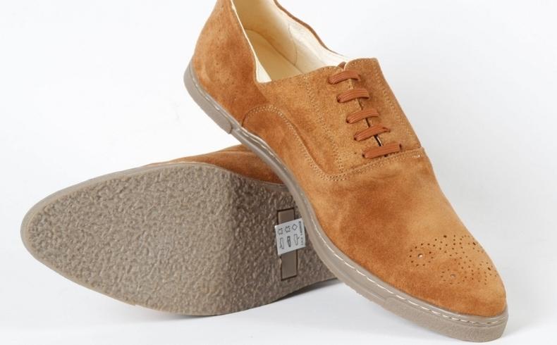Как исправить замшевую обувь