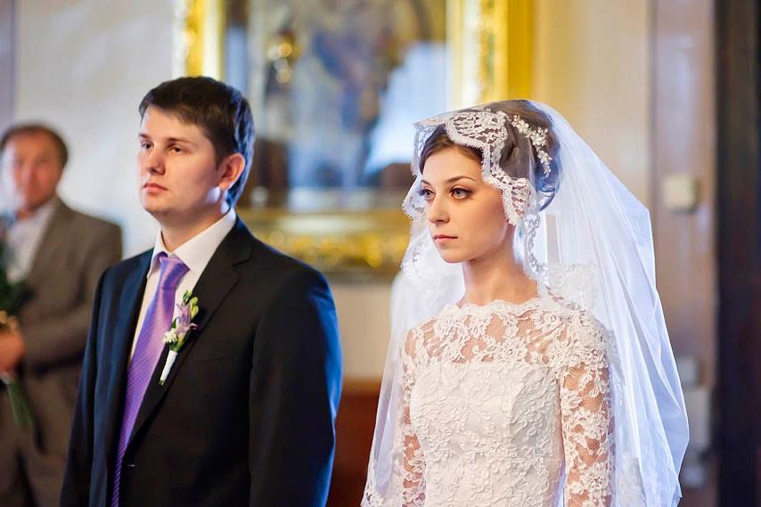 этого образ невесты для венчания фото волк хорошо