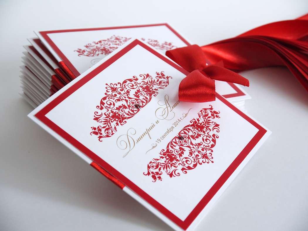 Образец заполнения пригласительного на свадьбу