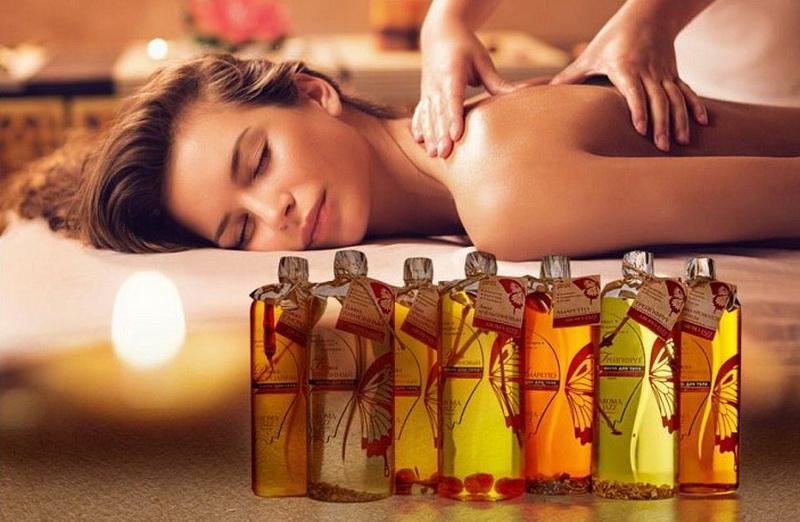 12 лучших масел для массажа