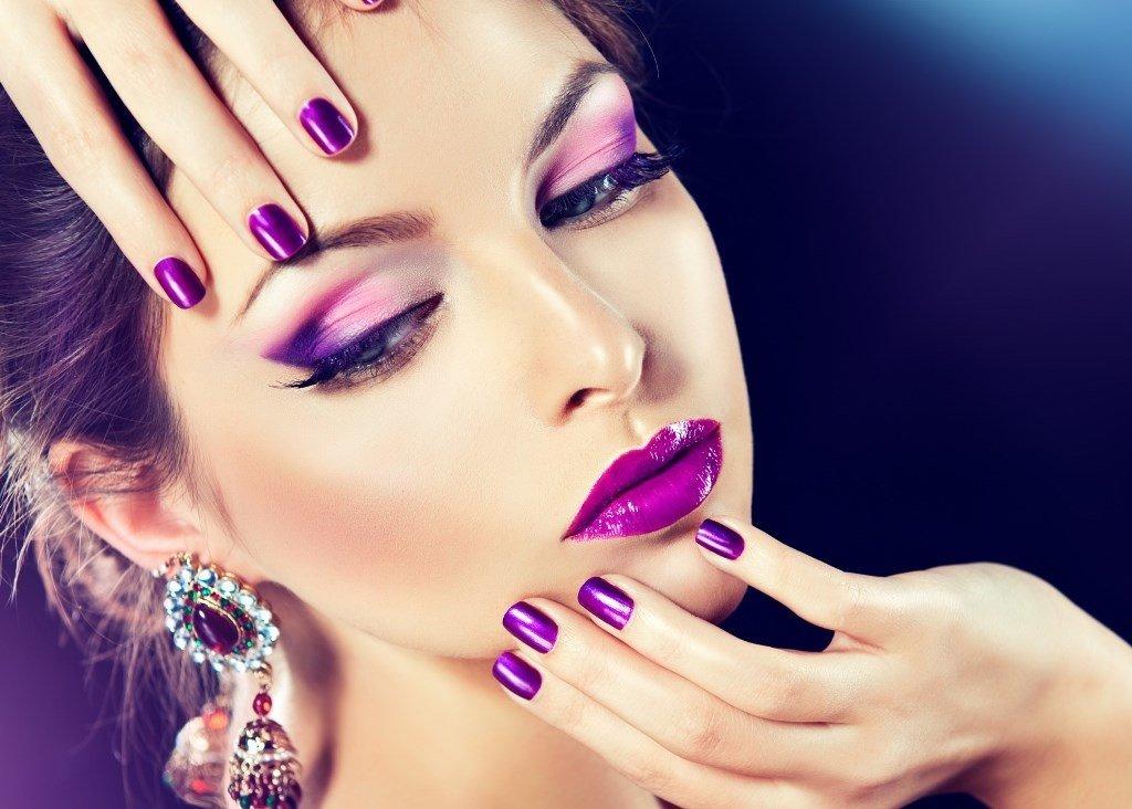 Картинки для рекламы ногтей