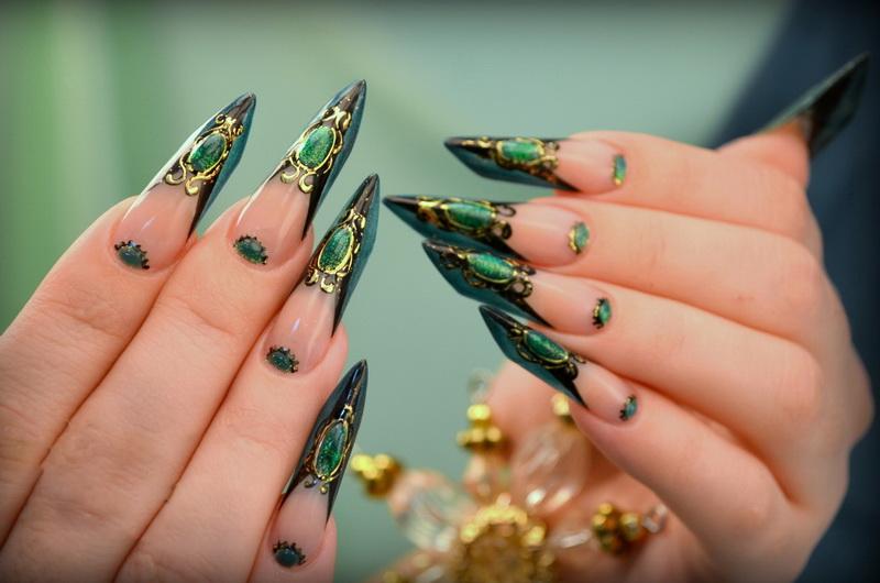 произошло связи маникюр на длинные ногти с литьем фото люблю эту