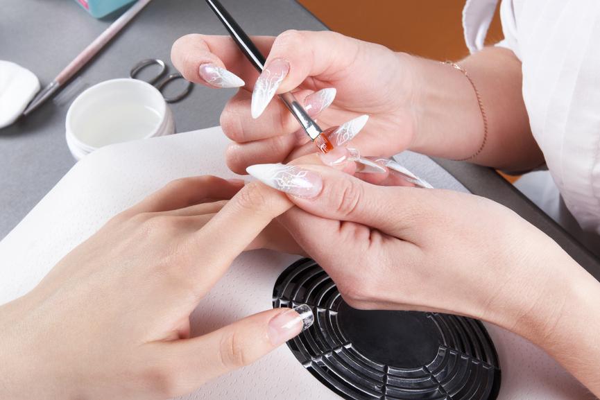 Коррекция ногтей - как делать в домашних условиях для начинающих в фото и видео