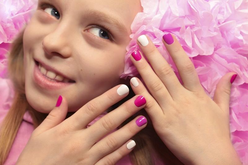 Крутые ногти для подростков