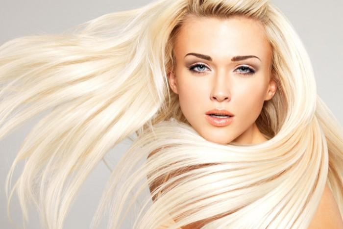Блондинка в чистом виде: как убрать желтизну с волос