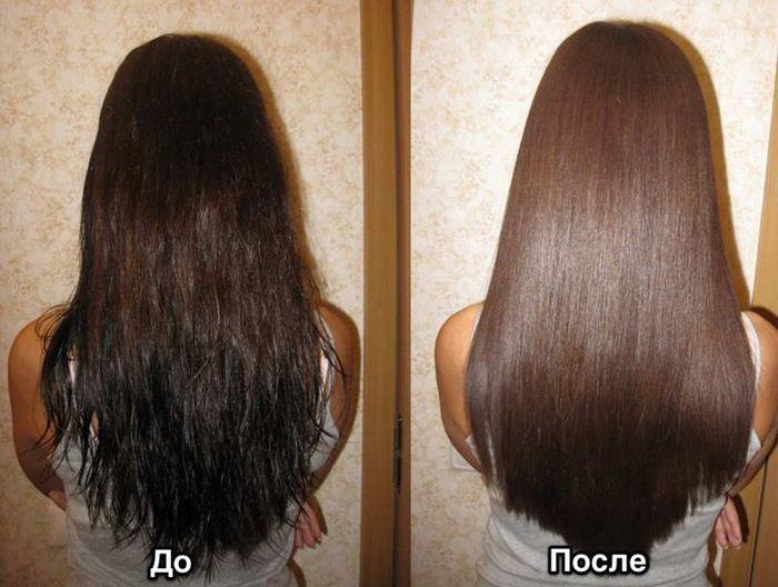 Делаем кератиновое восстановление волос в домашних условиях