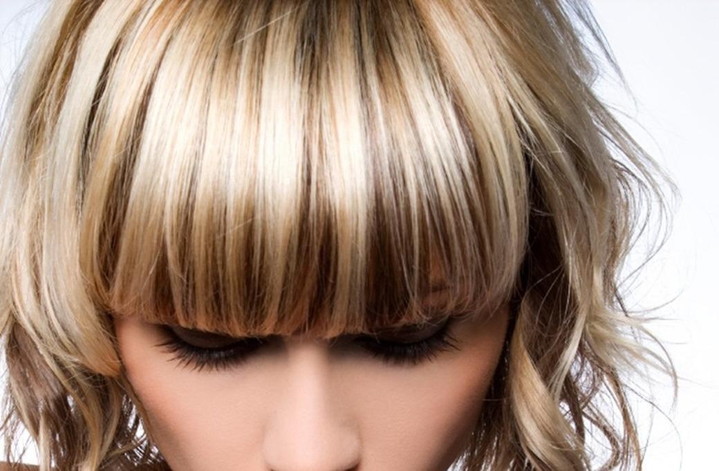 Цвета колорирования светлых волос