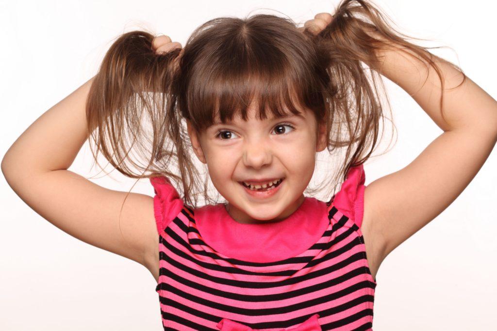 Веселые картинки для девочек 5 лет