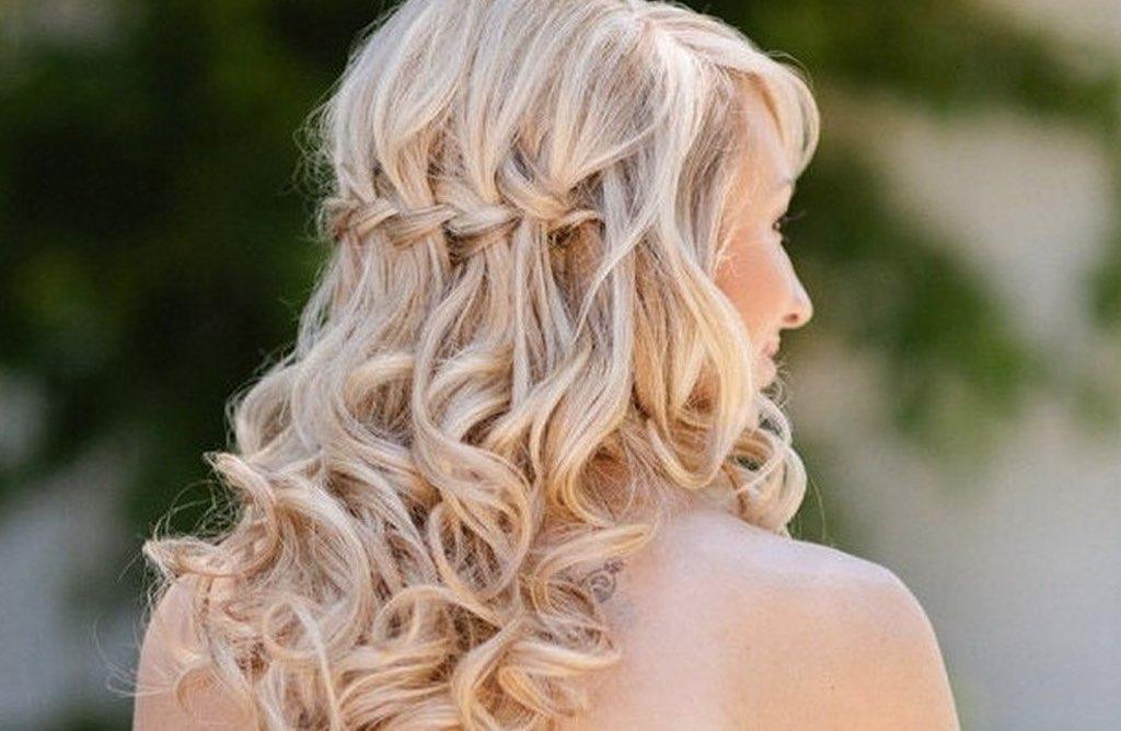 Легкие прически на тонкие волосы